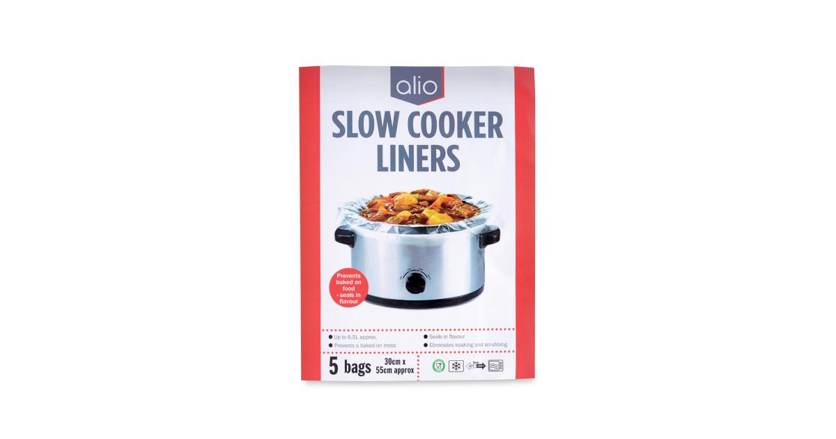 slow cooker liners deal at aldi offer calendar week. Black Bedroom Furniture Sets. Home Design Ideas
