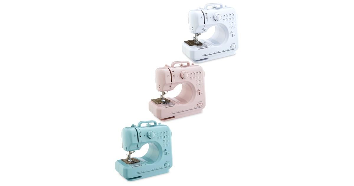 So Crafty Mini Sewing Machine ALDI UK Unique Aldi Sewing Machine