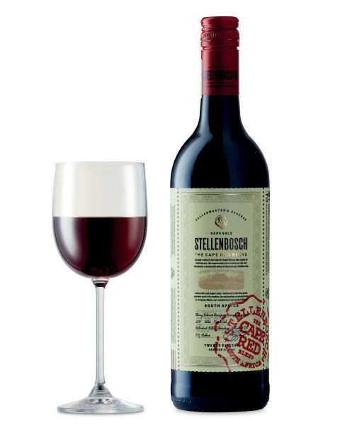 Stellenbosch Cape Red 2015