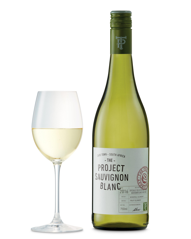 Aldi The Project Sauvignon Blanc 2016