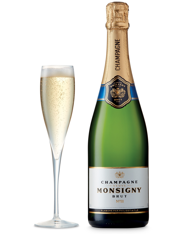 veuve monsigny champagne brut aldi uk