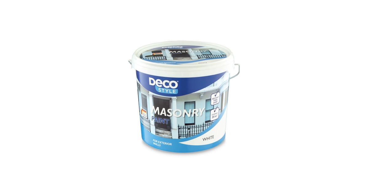 White Masonry Paint 5l Deal At Aldi Offer Calendar Week